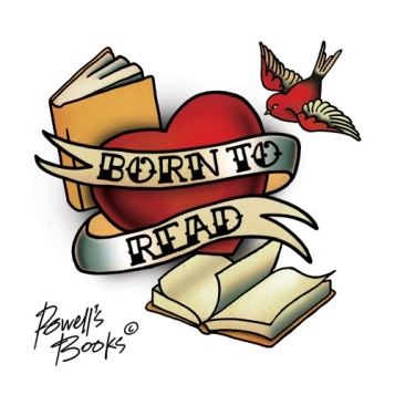 Library Tattoo Born to Read