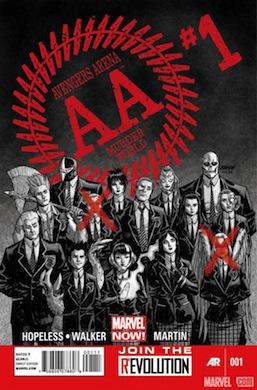 Avengers Arena 1 - Dennis Hopeless