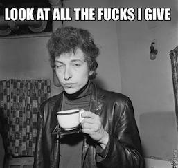 Bob Dylan Meme