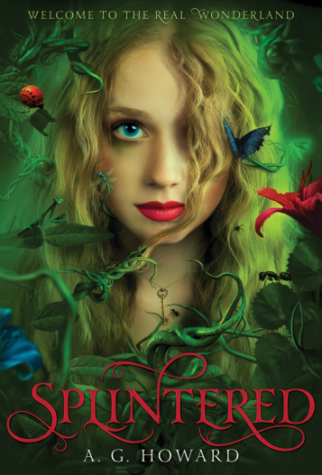 Splintered AG Howard Book Cover.png