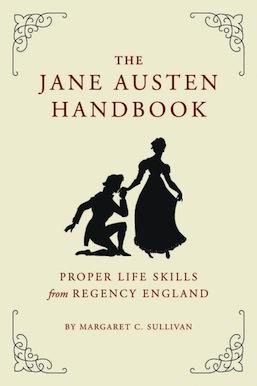 Jane Austen Handbook Giveaway - Margaret Sullivan