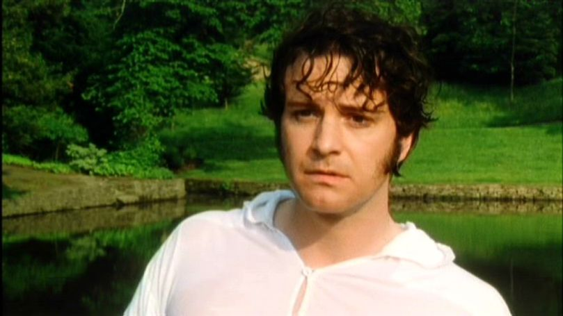 Mr Darcy - Colin Firth