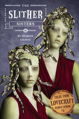 Slither Sisters - Charles Gilman