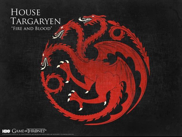 Targaryen Novella