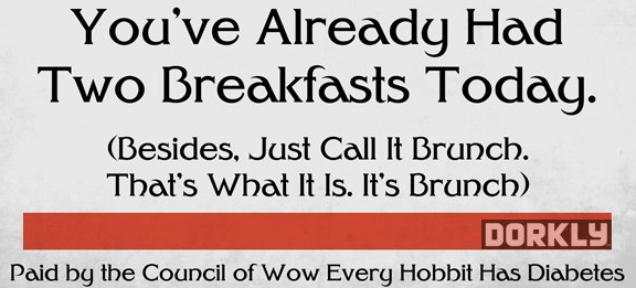 The Hobbit PSA