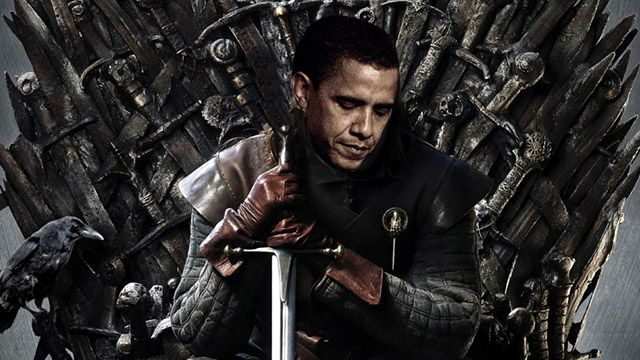 Obama Game of Thrones Book Deal