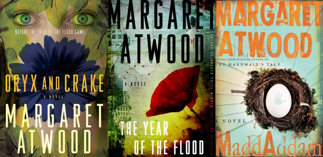 Margaret Atwood Dystopic Trilogy