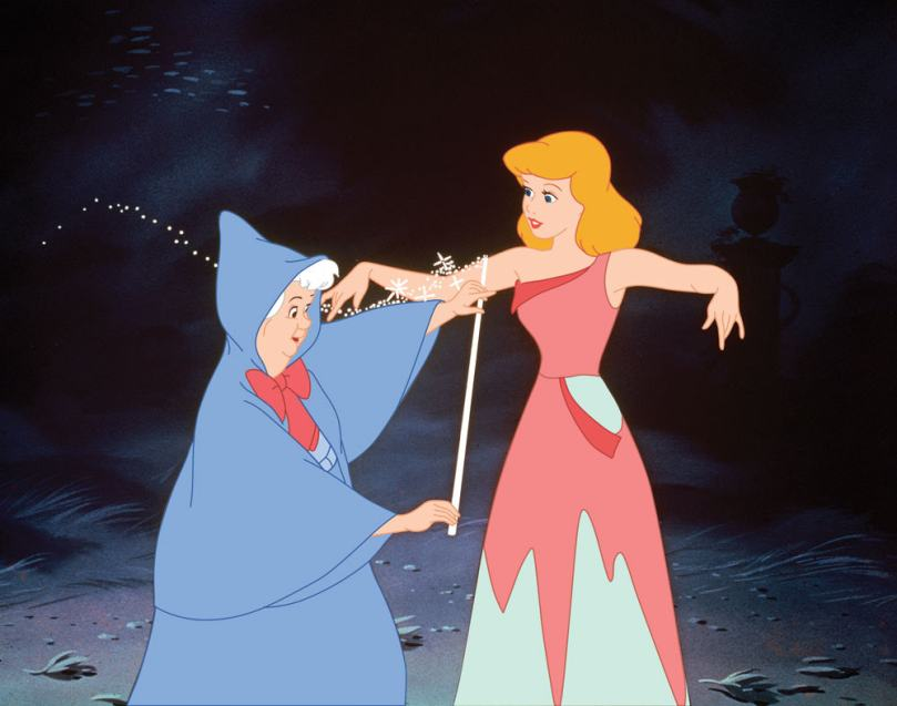 Cinderella Fairy Godmother