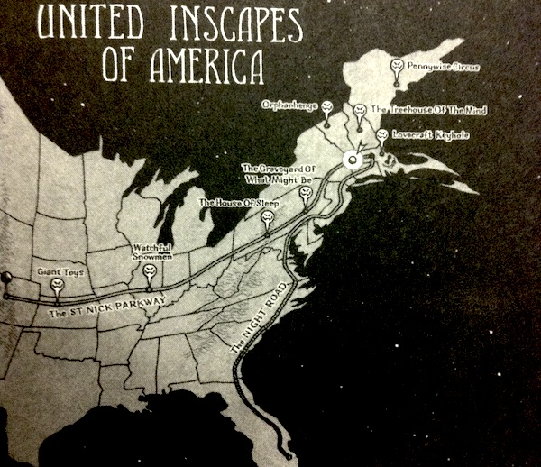 United Inscapes of America