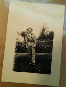Ransom Riggs Vintage Photo
