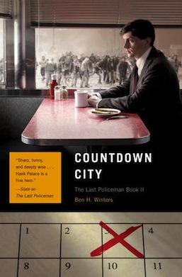 Countdown City the Last Policemen Ben Winters