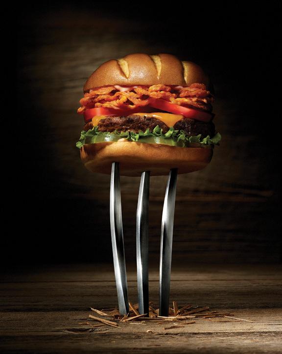 Red Robin Wolverine Burger