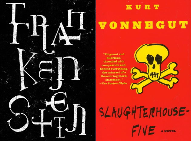 Frankenstein Slaughterhouse-Five