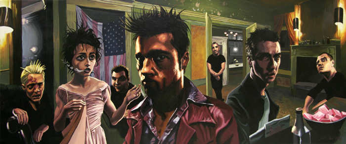Fight Club Fan Art