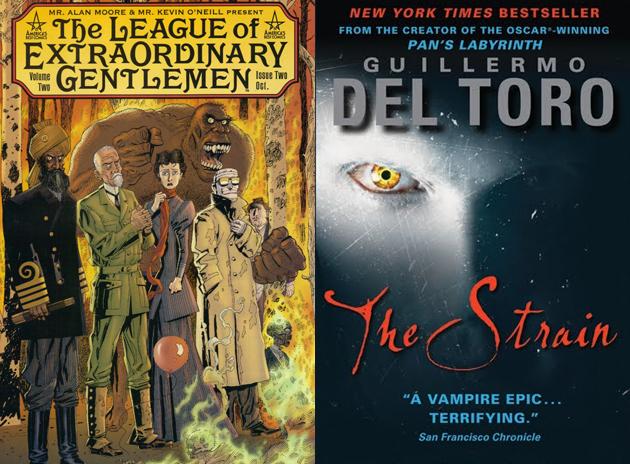 League of Extraordinary Gentlemen the Strain
