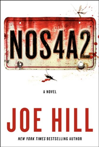 NOS4A2 Joe Hill Cover