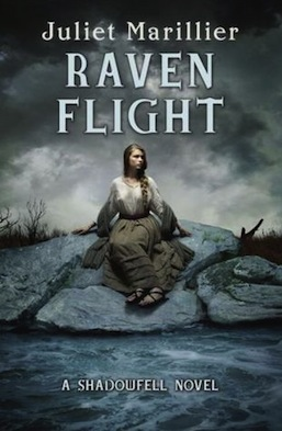 Raven Flight Juliet Marillier