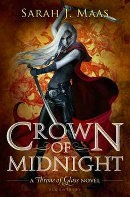 Crown of Midnight Sarah J. Maas