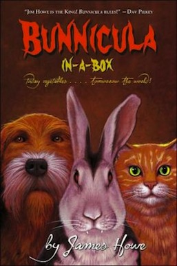Bunnicula in a Box James Howe