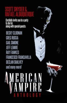 American Vampire Anthology