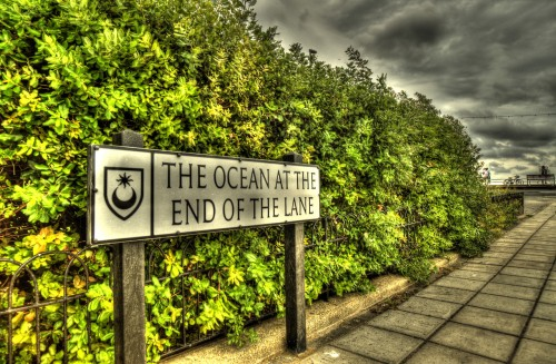 Ocean at the End of the Lane Road