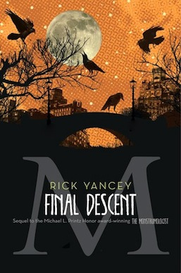 The Final Descent Rick Yancey
