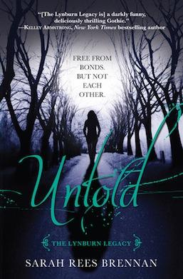 Untold Sarah Rees Brennan