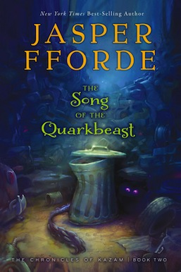 The Song of the Quarkbeast Jasper Fforde