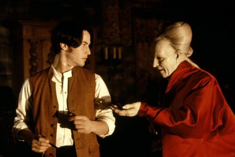 Keanu Reeves Gary Oldman Dracula
