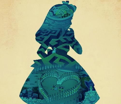 Alice Wonderland Fan Art
