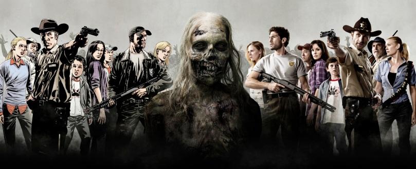 Walking Dead Banner