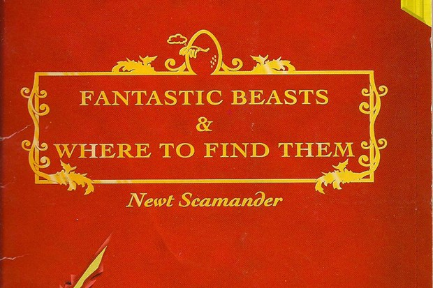 Fantastic Beasts & Where to Find Them J.K. Rowling