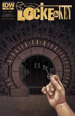 Locke & Key Alpha 1