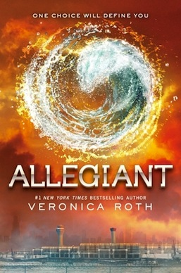 Allegiant Veronica Roth