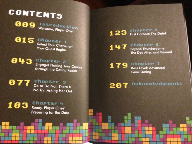 Geek's Guide to Dating Table of Contents