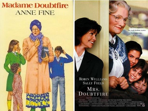 Mrs. Doubtfire Book