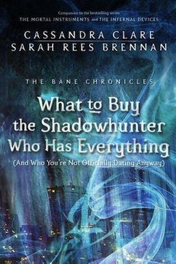 Bane Chronicles 8 Cassandra Clare Sarah Rees Brennan