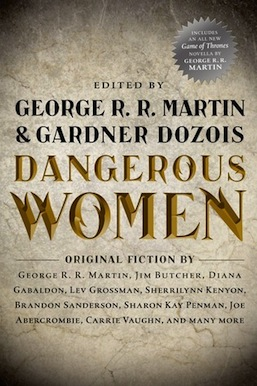 Dangerous Women George R R Martin