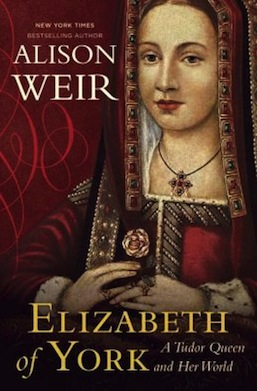 Elizabeth of York Alison Weir