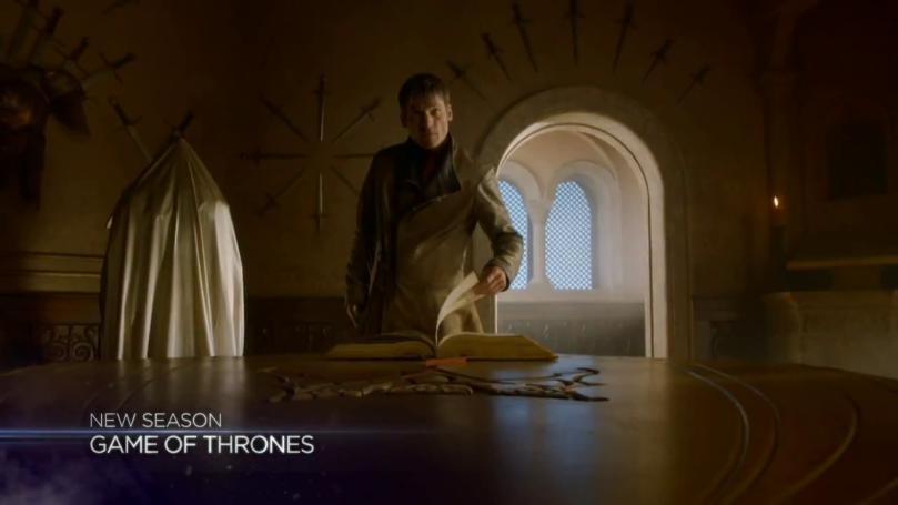 Jamie Lannister Season 4