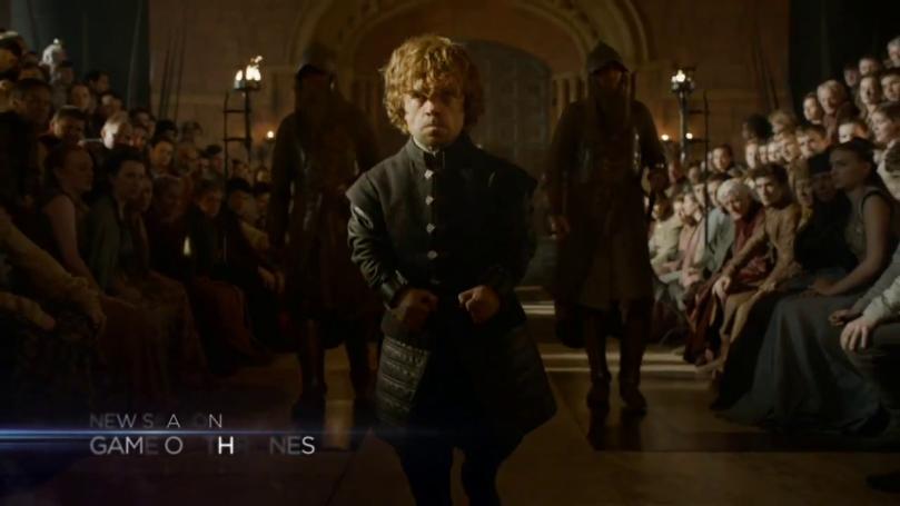 Tyrion Lannister Season 4