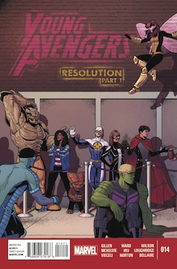 Young Avengers 14