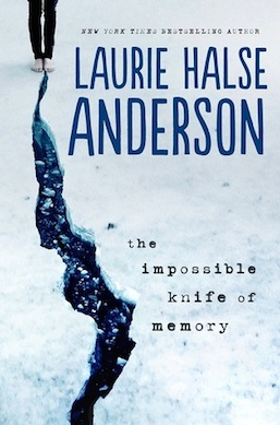 The Impossible Knife Laurie Halse Anderson