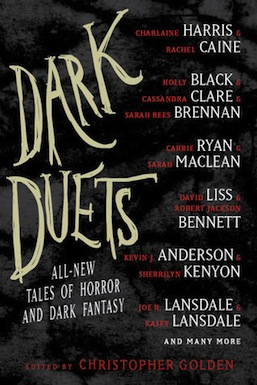 Dark Duets Christopher Golden