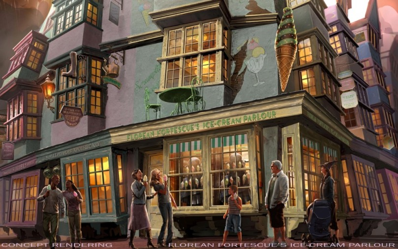 diagon-alley-florean-fortesceues-ice-cream