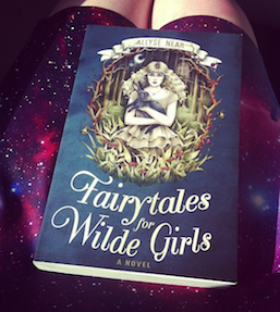 Fairytales for Wilde Girls Black Milk