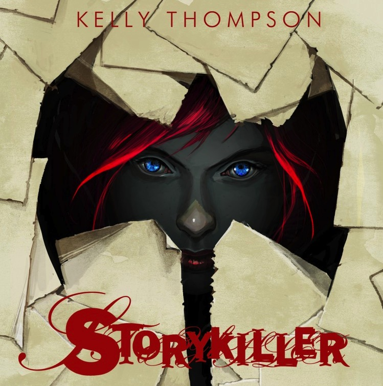 Kelly Thompson Storykiller