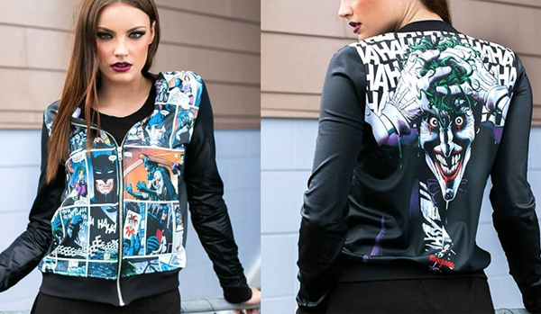 Black Milk Batman Joke Bomber