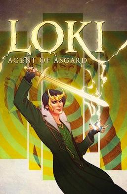 Loki Agent of Asgard 1