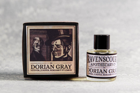 Mr Darcy Essential Oil Cologne